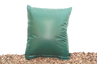 "Tall Backflow Cover 24""L x 28""H Green"